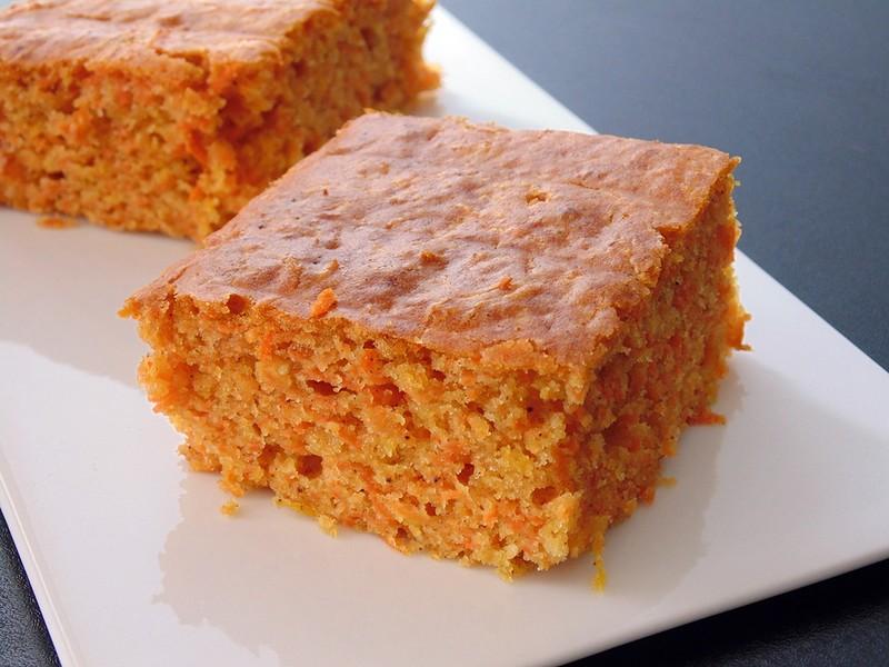 морковный кекс в мультиварке рецепт с фото светская